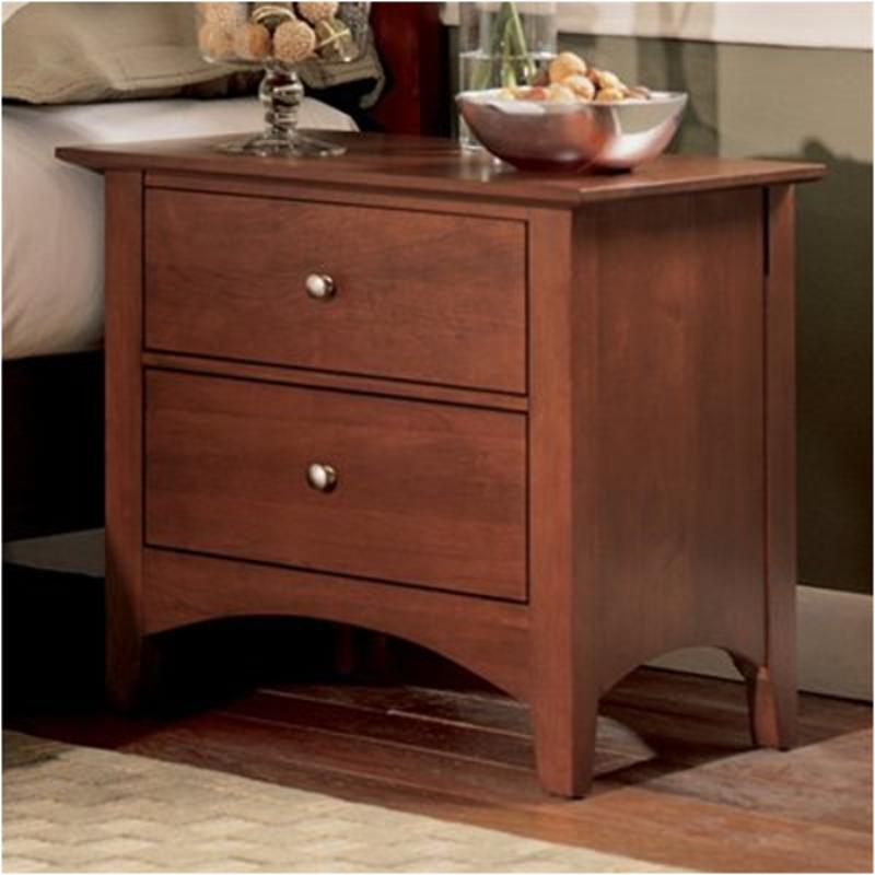43 141 Kincaid Furniture Gathering House Bedroom Night Stand