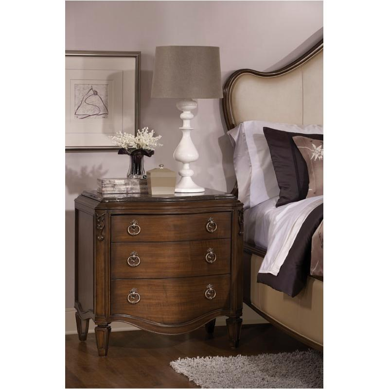 908 420 American Drew Furniture Night Stand With Wood Top