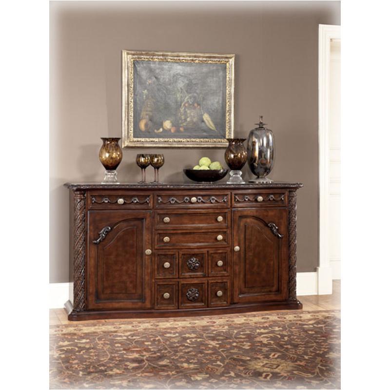 D553 60 Ashley Furniture Dining Room Server