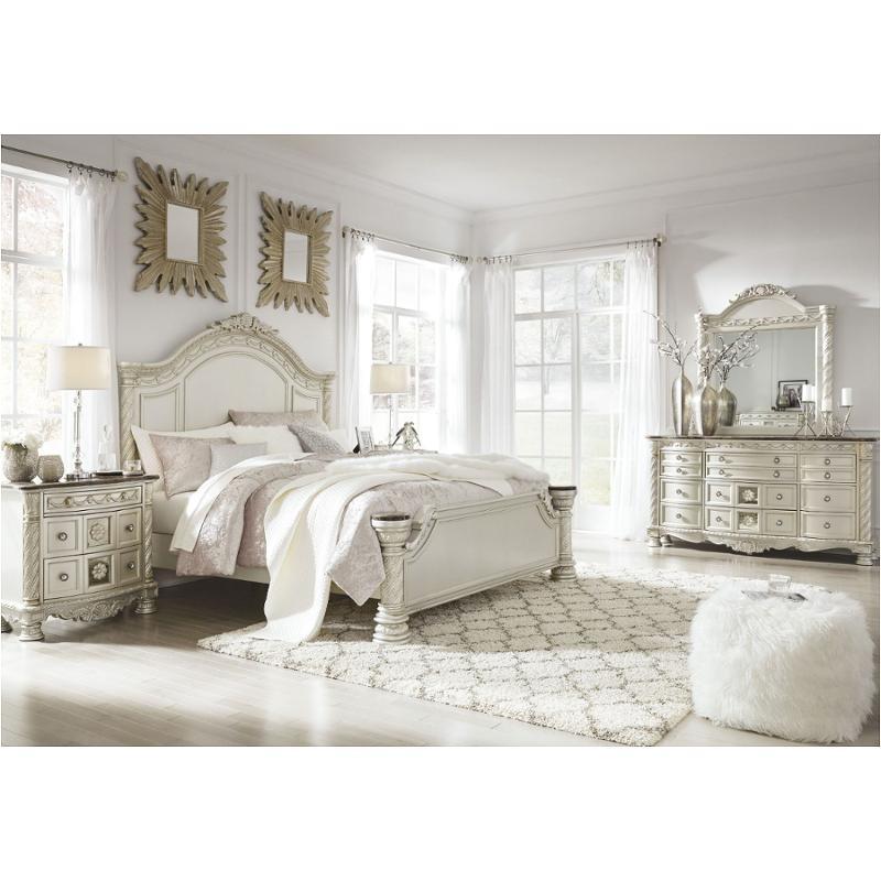 B750 58 Ashley Furniture Cassimore Kingcalifornia King Panel Bed
