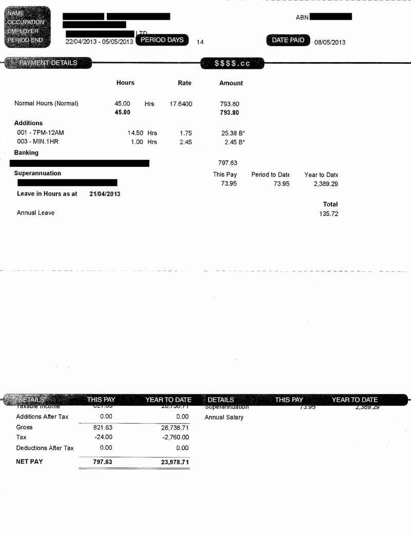 pin on pinterest 15 doctor receipt template 3 free word pdf – Fake Payslip Template