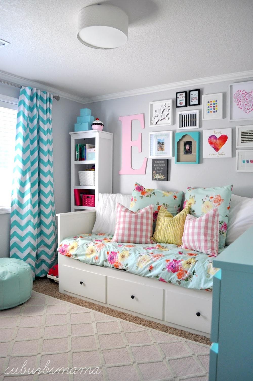 23 Stylish Teen Girl's Bedroom Ideas | Homelovr