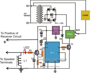 How to Make a Remote Control Circuit from a Remote Bell