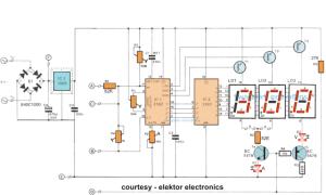 How to Make a Digital Voltmeter, Ammeter Module  Homemade