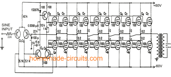inverter circuit diagrams 1000w pdf  mazda xedos 6 wiring