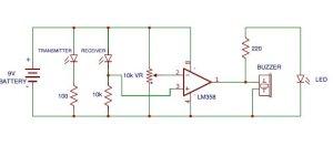 How to Connect an IR Photodiode Sensor