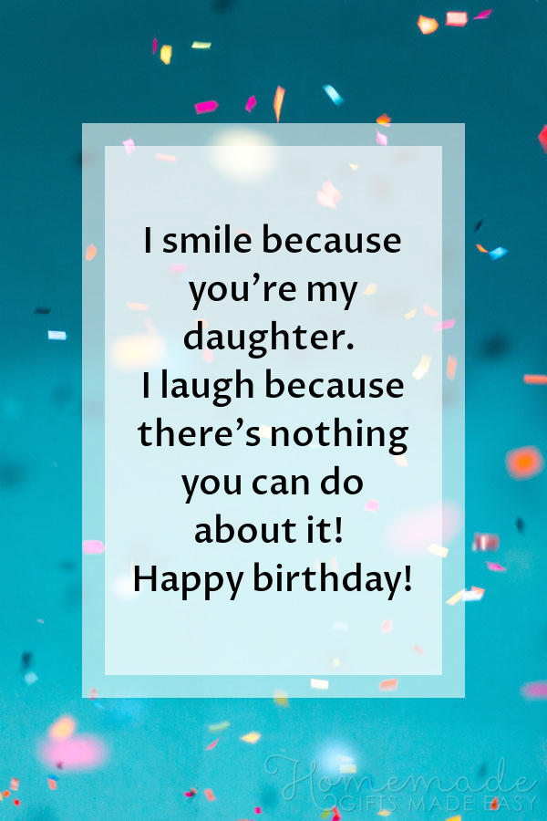 100 Happy Birthday Daughter Wishes Quotes For 2021