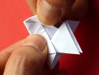 Fold A Money Origami Star From A Dollar Bill Step By