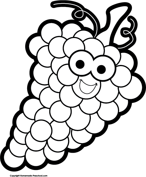 Free Fruit Clipart (500 x 605 Pixel)