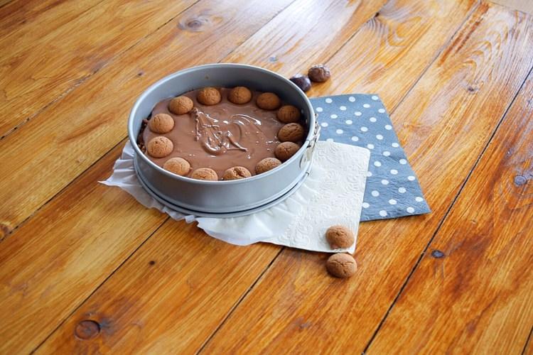 ❤️ Sinterklaas recept;; Chocolade karamel pepernoten taartje