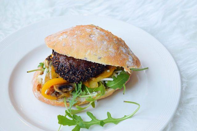 burger airfryer
