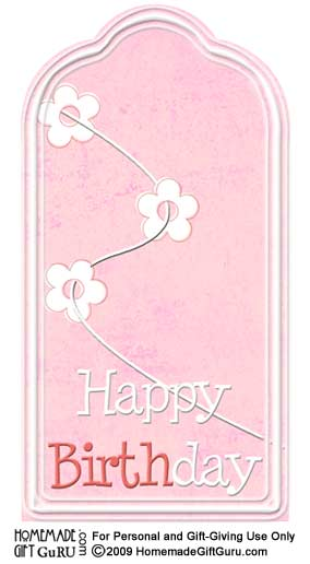 Free Gift Tags Celebration Collection