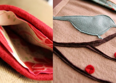 Make your own DIY stockings using this super easy method that even a beginner can do!