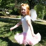 Fairy Wings and Crazy Face