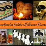 15 Spooktacular Outdoor Halloween Decorations