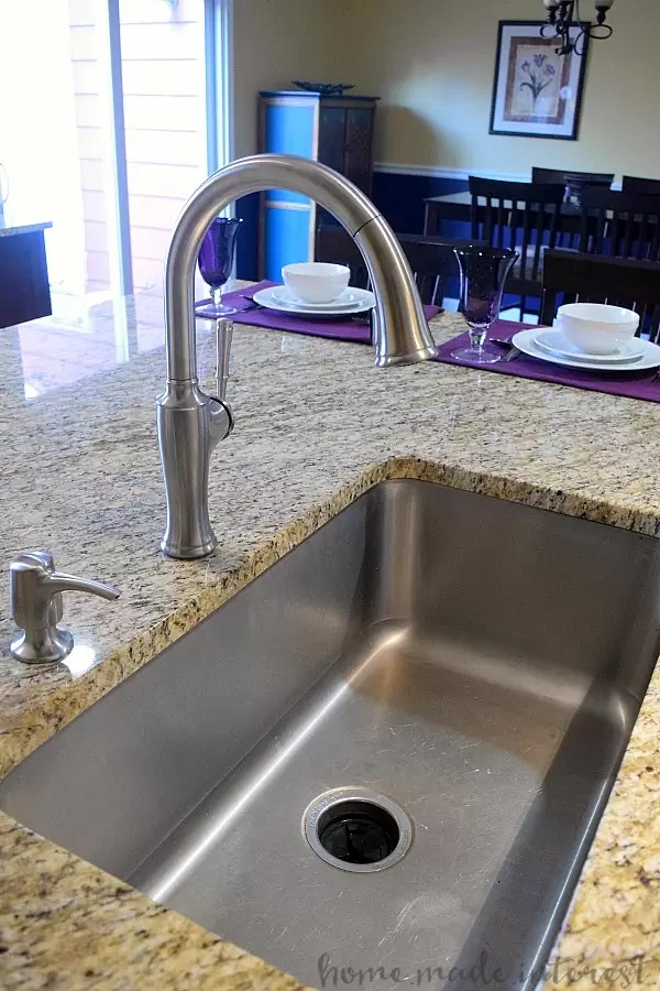 How To Install A Kitchen Faucet Home Made Interest