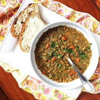 Fail-Proof Easy Lentil Soup Recipe