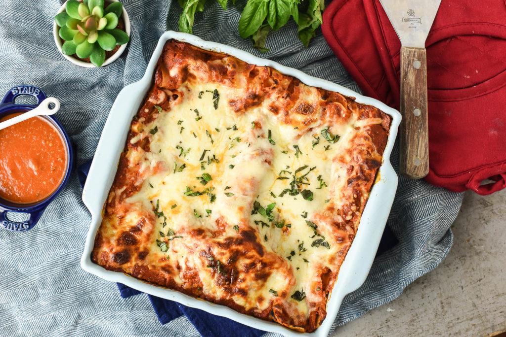 Lasagna Pomodoro