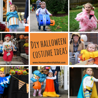 8 Adorably Easy DIY Halloween Costume Ideas