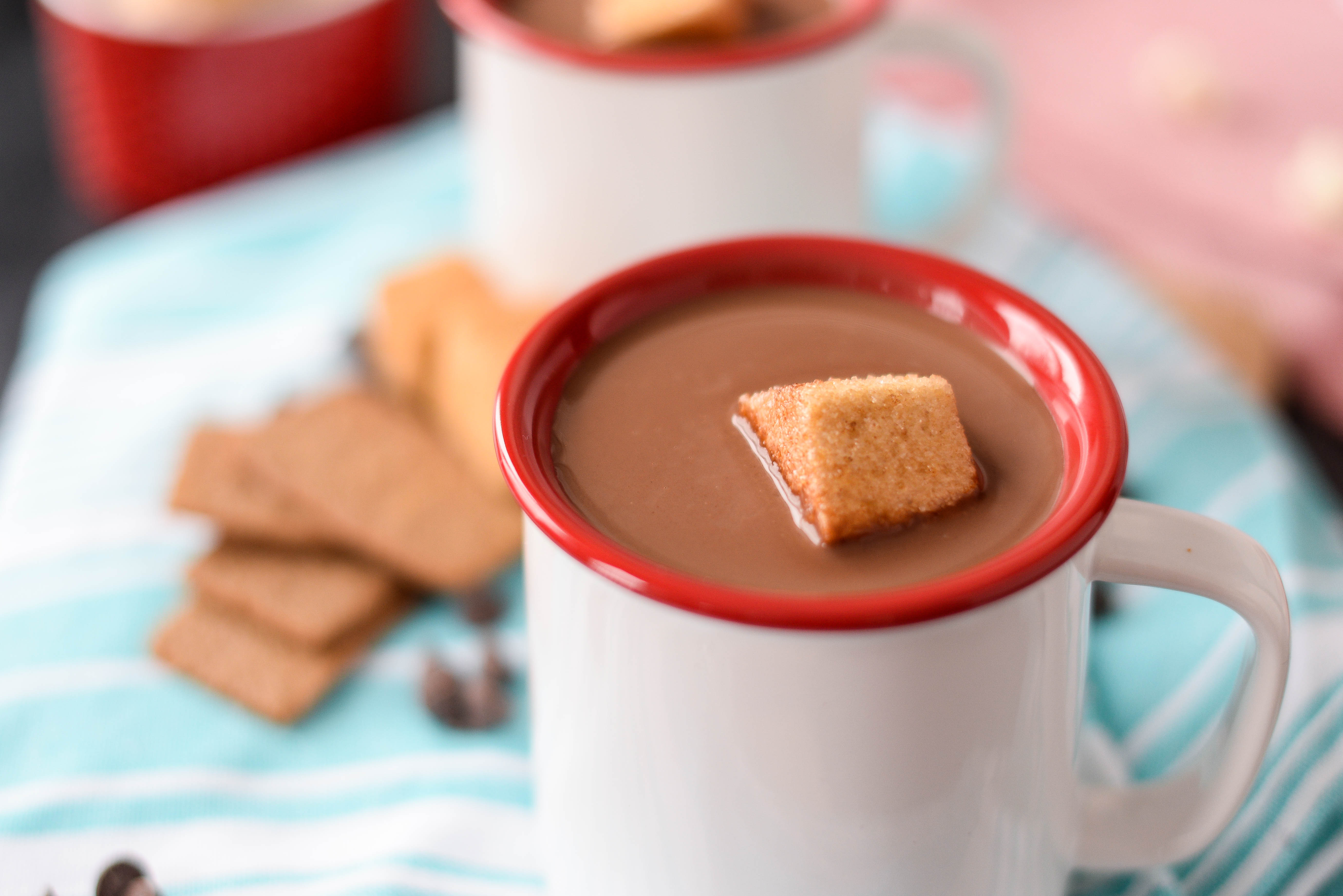 Cookie Butter Hot Cocoa