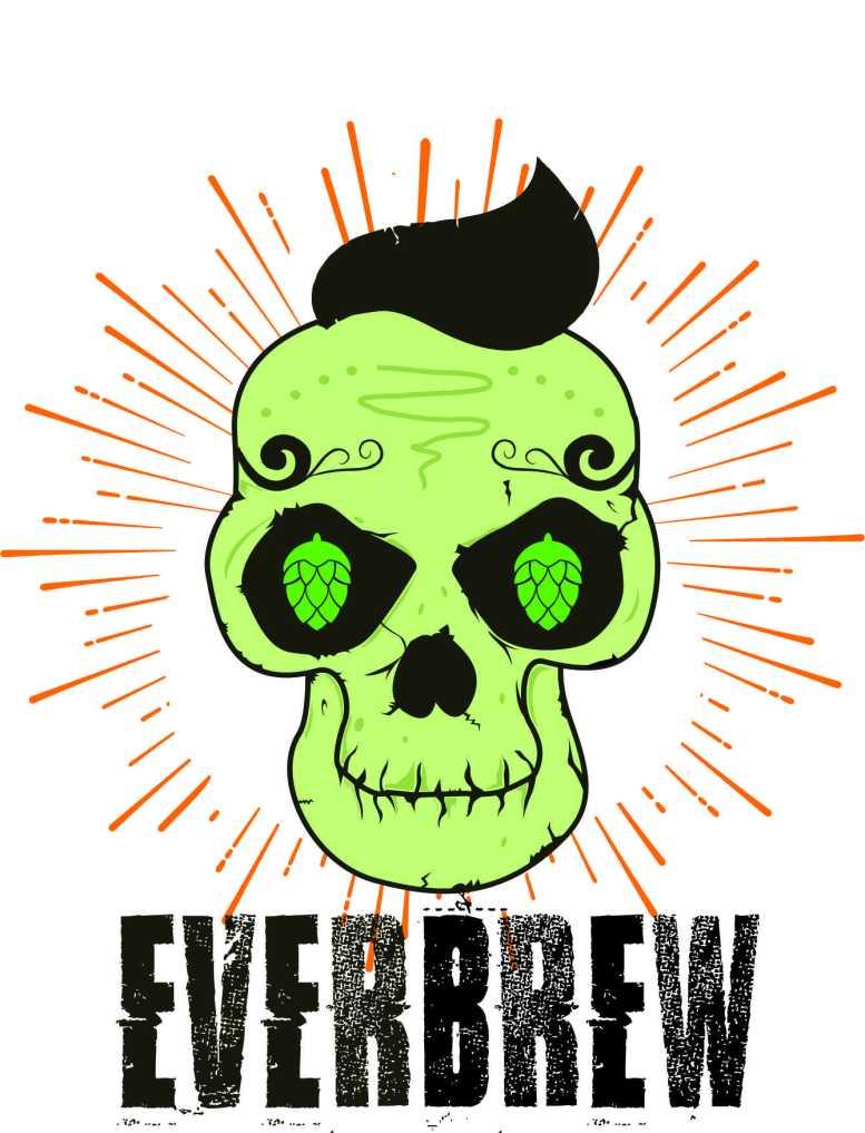 Logo EverBrew Aprovado