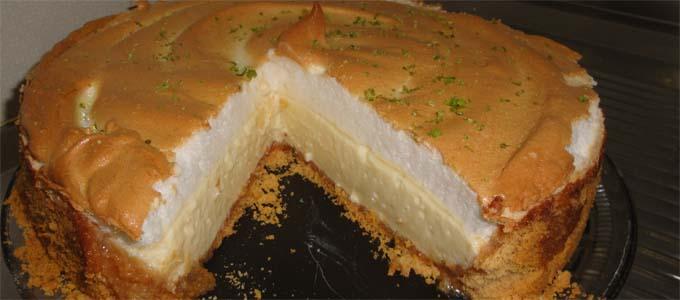 torta de limao isabel