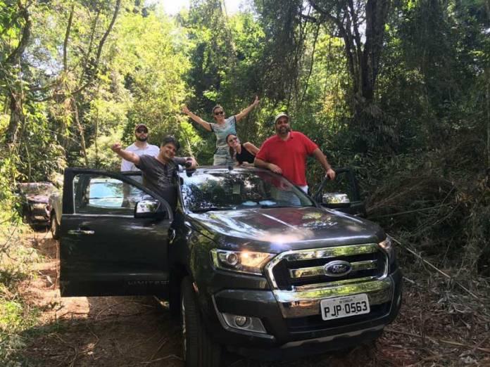Equipe-Ford-Ranger