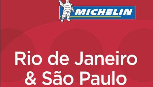 Lançado o Guia Michelin 2018