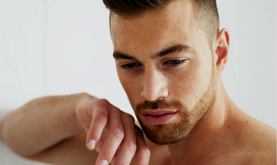 Homem No Espelho - Cuidados para a pele masculina aos 30 anos