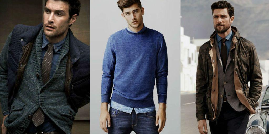 Homem No Espelho - Camisa jeans-2.