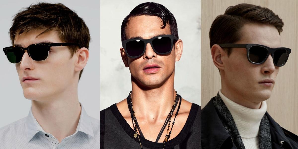 Homem No Espelho - Óculos para formatos de rosto