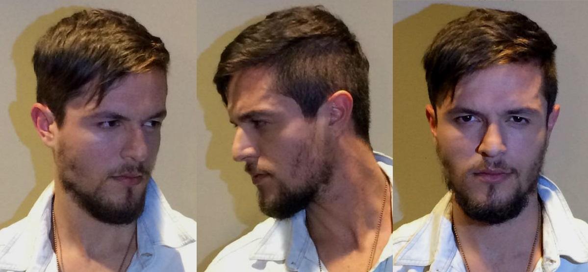 Homem No Espelho - Cortes e penteados de cabelos masculinos...5