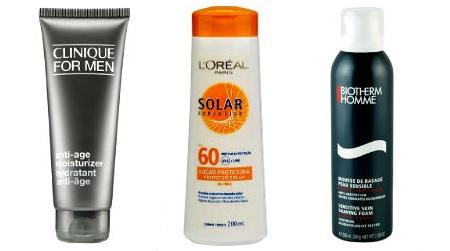 Homem-No-Espelho-Cuidados para pele branca masculina- produtos