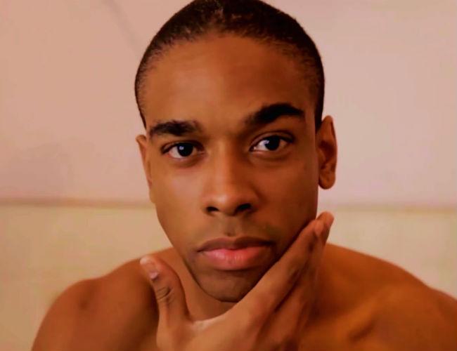 Homem-No-Espelho-Cuidados para pele masculina negra e morena