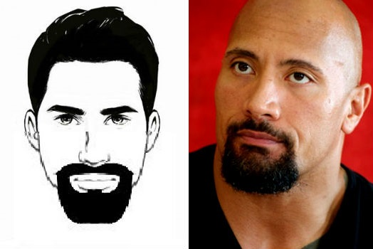 Homem No Espelho - Estilos de barbas1