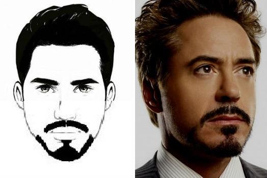 Homem No Espelho - Estilos de barbas6