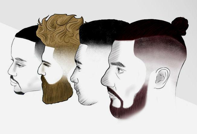 Homem No Espelho - Top 10 Cortes de cabelo masculinos