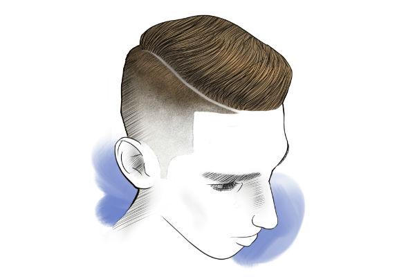 Homem No Espelho - Top 10 Cortes de cabelo masculinos6