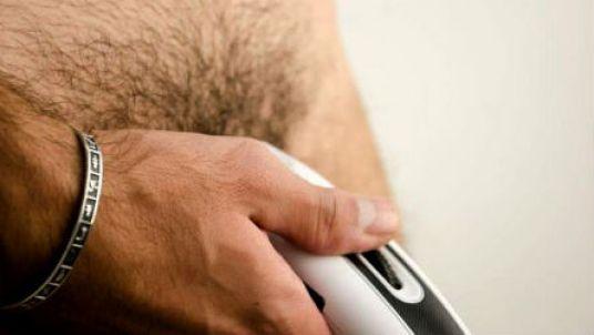 Como fazer depilação íntima masculina
