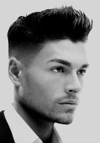 Homem No Espelho - Corte de cabelo masculino degradê -1
