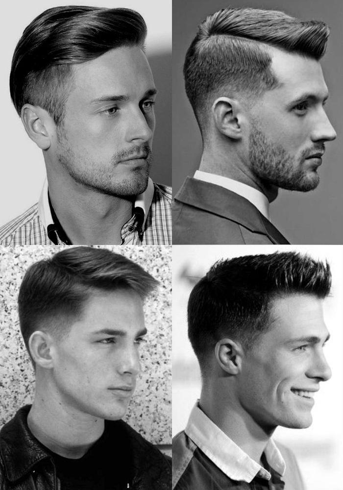 Homem No Espelho - Corte de cabelo masculino degradê - Cortes Classic Fade