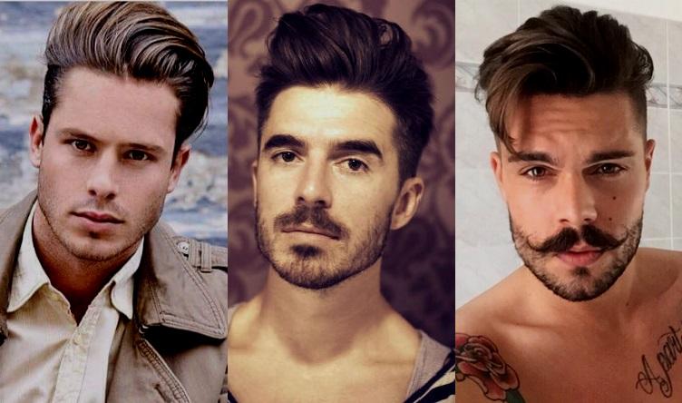 Homem No Espelho- Topetes 2016- Corte de cabelo masculino quiff