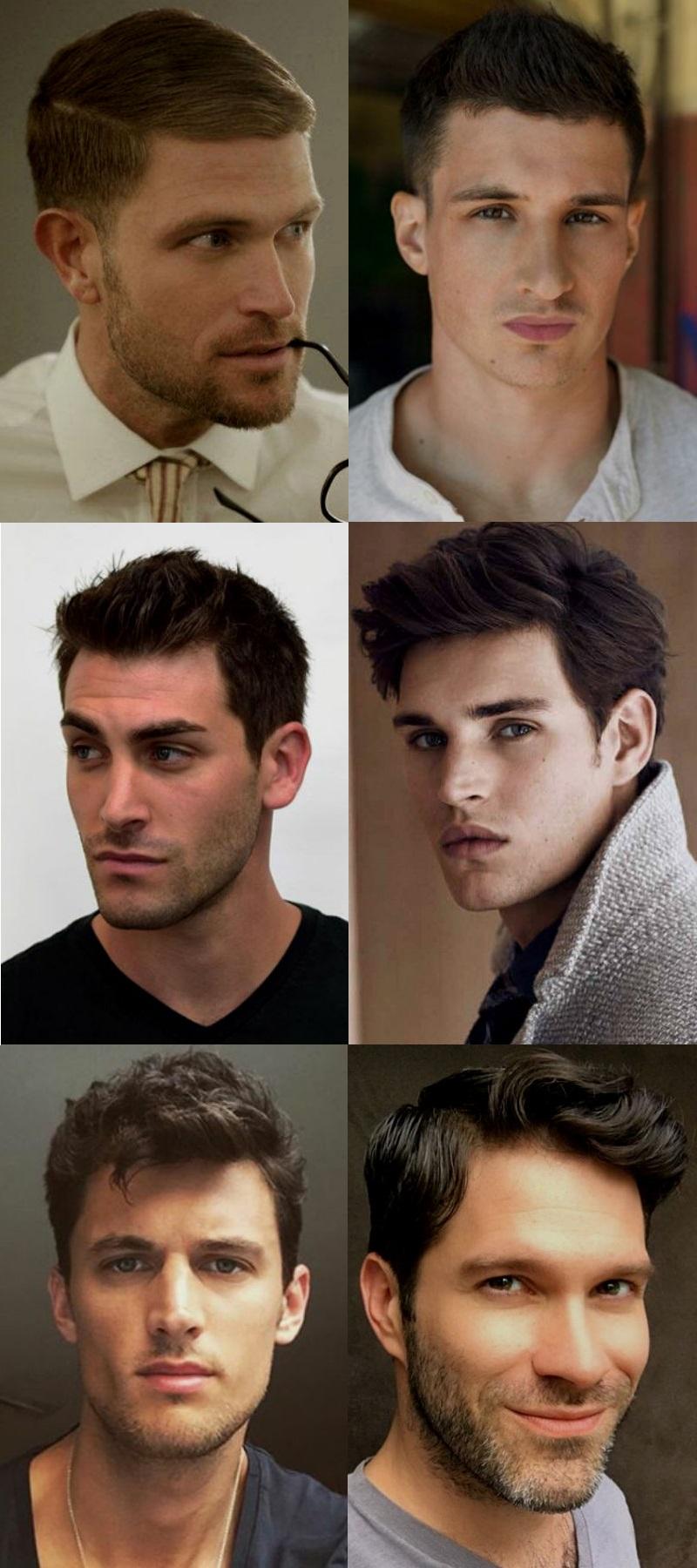 Homem No Espelho - Cortes de cabelo masculinos 2016 - Clássicos