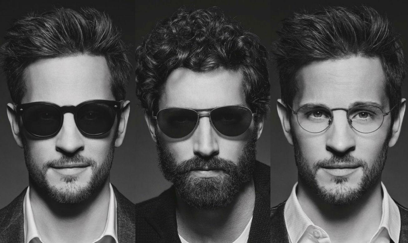 Homem No Espelho - Óculos para formatos de rosto-5