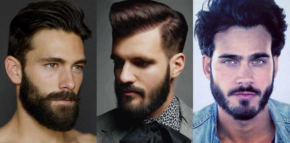Homem No Espelho - Estilos de barbas(7)