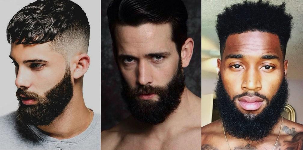 Homem No Espelho - Estilos de barbas(9)