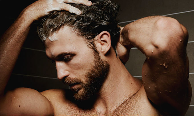 Lavar o cabelo todo dia