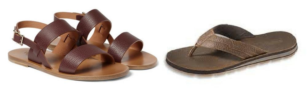 Homem No Espelho - Os sapatos que todo homem deve ter no guarda-roupa-sandália
