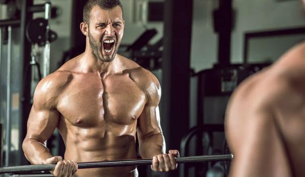 Homem No Espelho - Como superar o efeito platô- Musculação-Academia-treino