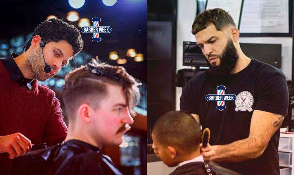 Homem No Espelho - Evento Barber Week